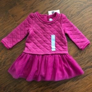NWT Sparkly Gap tulle dress